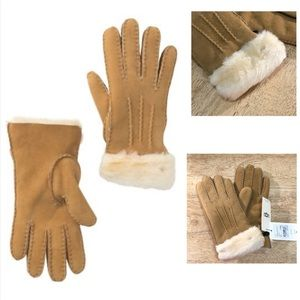 New UGG Classic Tasman Genuine Shearling Gloves